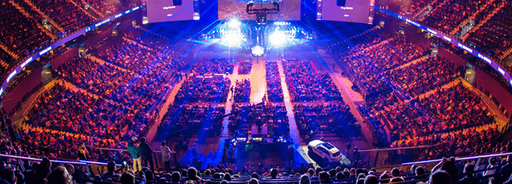 Esports in the UK - markets available to bet on